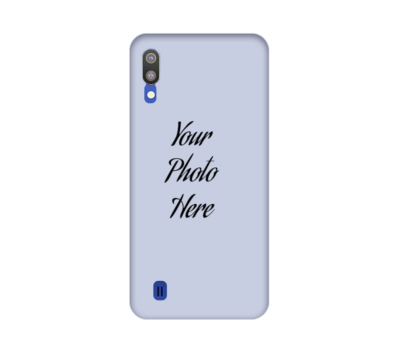Samsung Galaxy M10 Back Cover Personalised Printed Case
