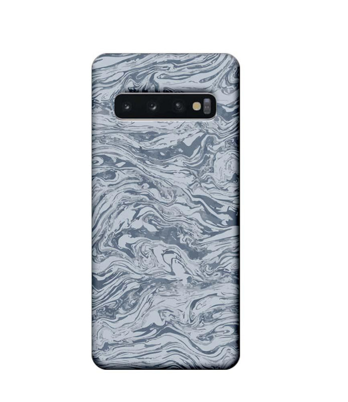 Samsung Galaxy S10 Mobile Cover Printed Designer Case Marble Yash Colour