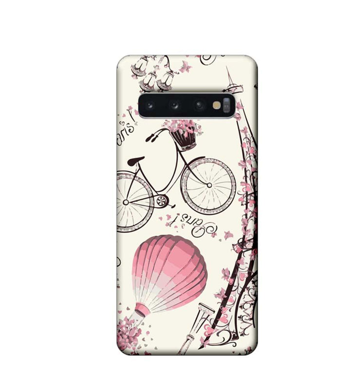 Samsung Galaxy S10 Plus Mobile Cover Printed Designer Case Paris