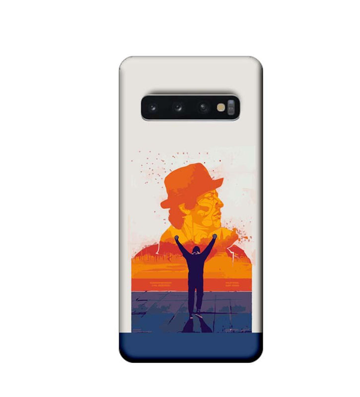 Samsung Galaxy S10 Plus Mobile Cover Printed Designer Case Rocky the Boxer