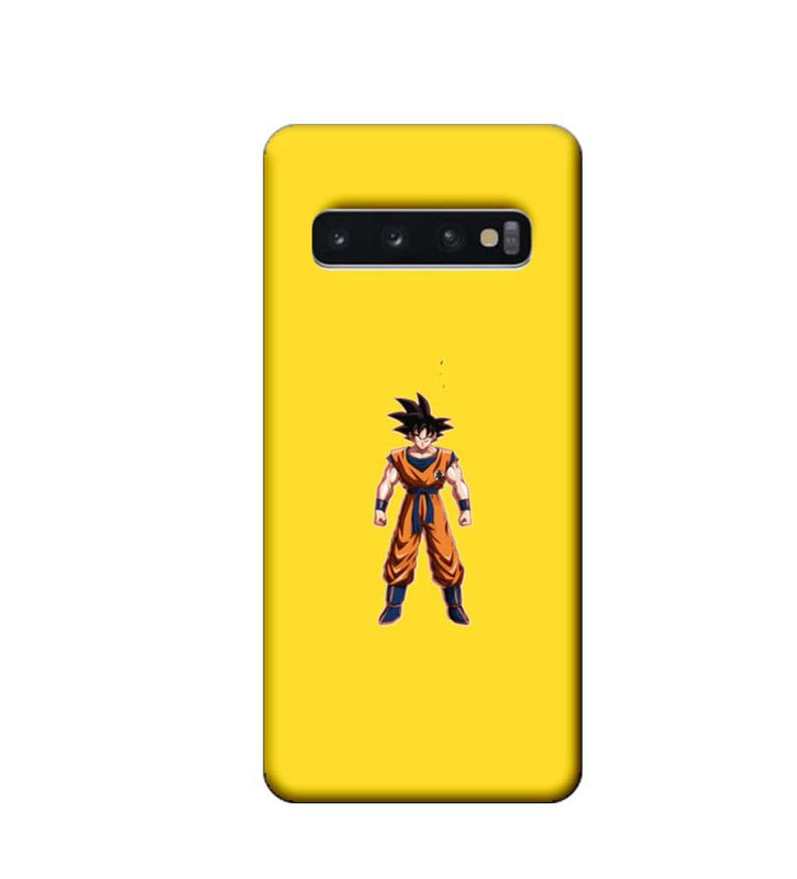 Samsung Galaxy S10 Plus Mobile Cover Printed Designer Case Dragon Ball
