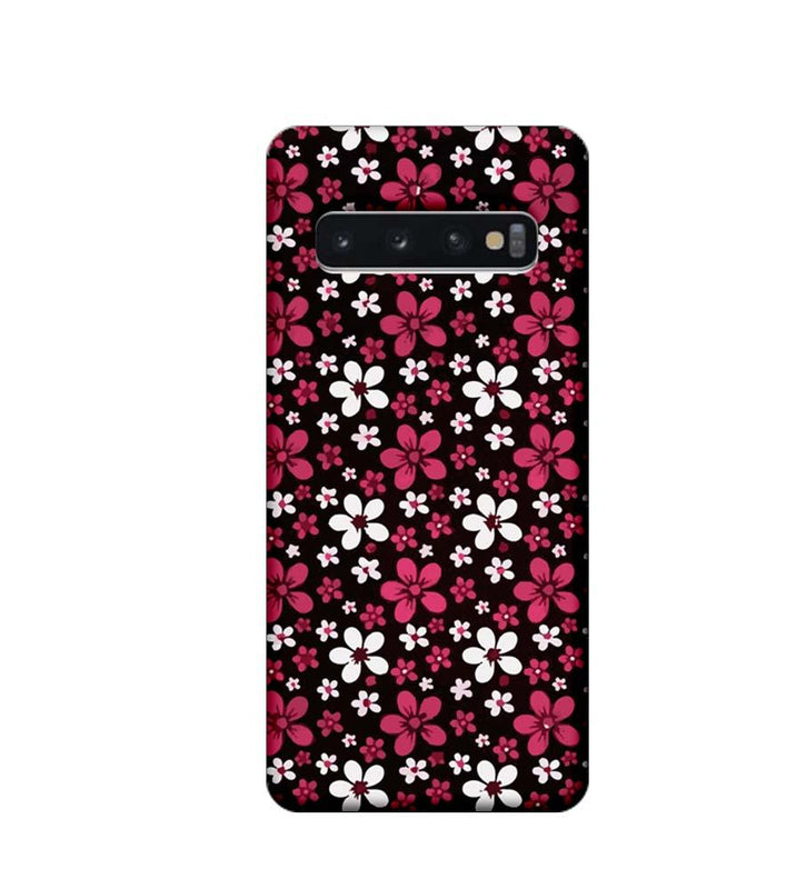 Samsung Galaxy S10 Plus Mobile Cover Printed Designer Case Florals 2.0