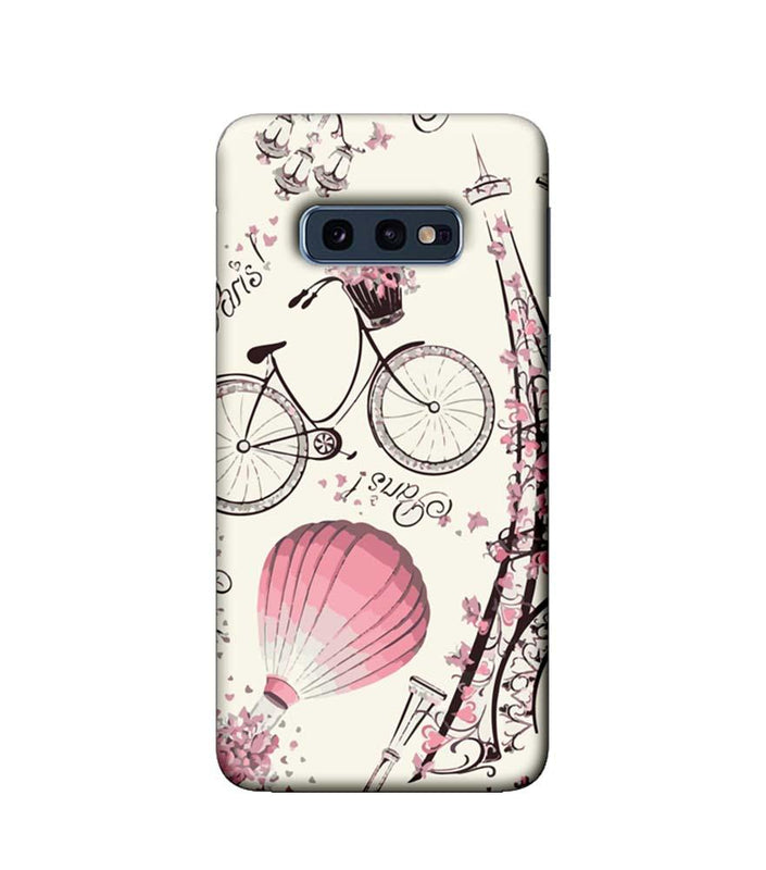 Samsung Galaxy S10e Mobile Cover Printed Designer Case Paris