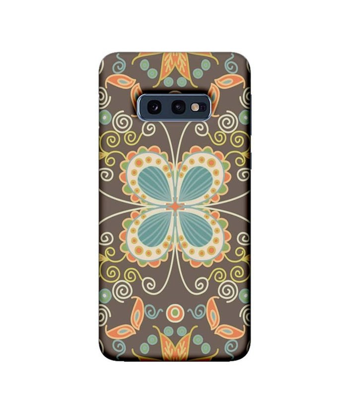 Samsung Galaxy S10e Mobile Cover Printed Designer Case Butter Fly illustrator