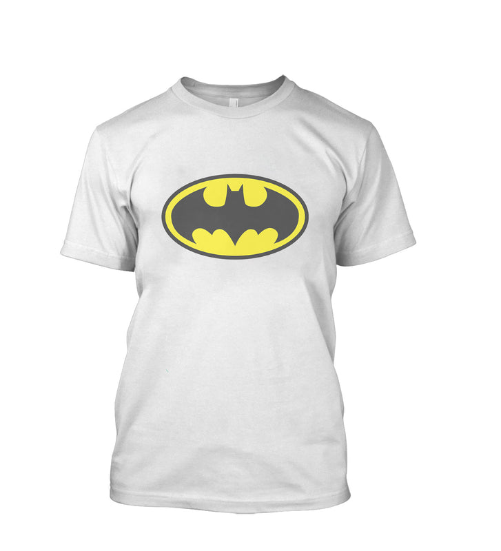 Crazywears Mens T-Shirt - Batman Illustration