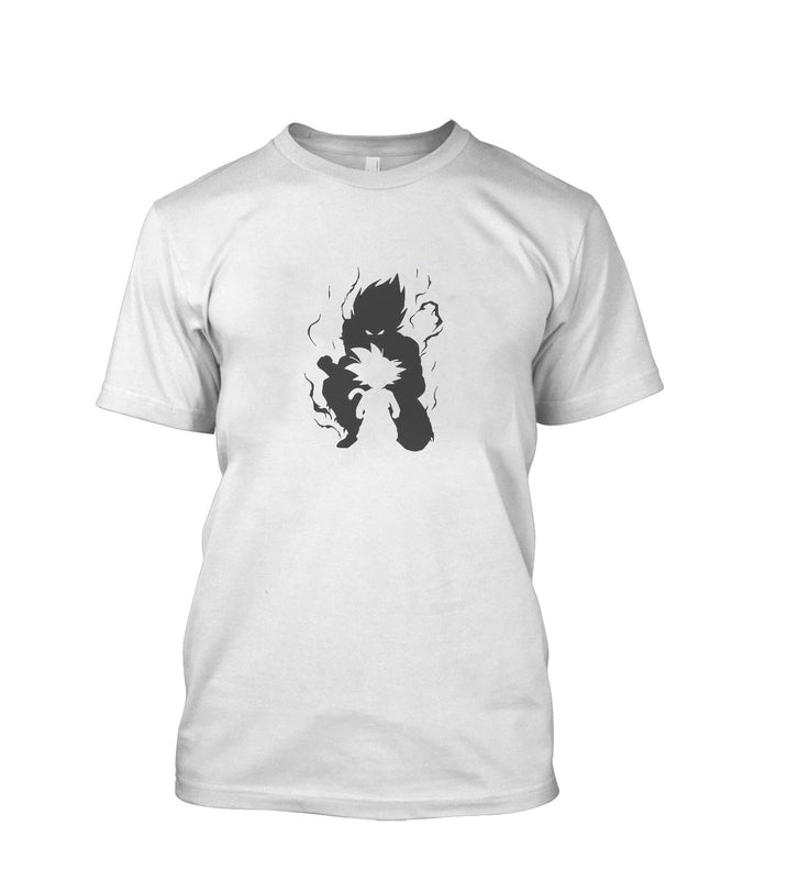 Crazywears Mens T-Shirt - Dragon Goku