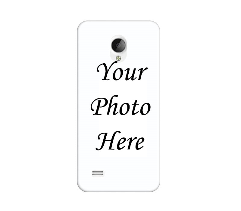 Vivo Y21L Back Cover Personalised Printed Case - www.crazywears.in