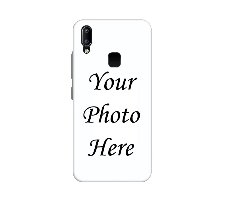 Vivo Y91 / Y93 / Y95 Back Cover Personalised Printed Case - www.crazywears.in