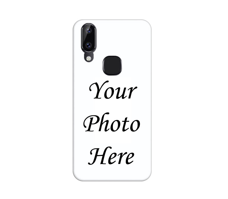 Vivo Y83 Pro Back Cover Personalised Printed Case - www.crazywears.in
