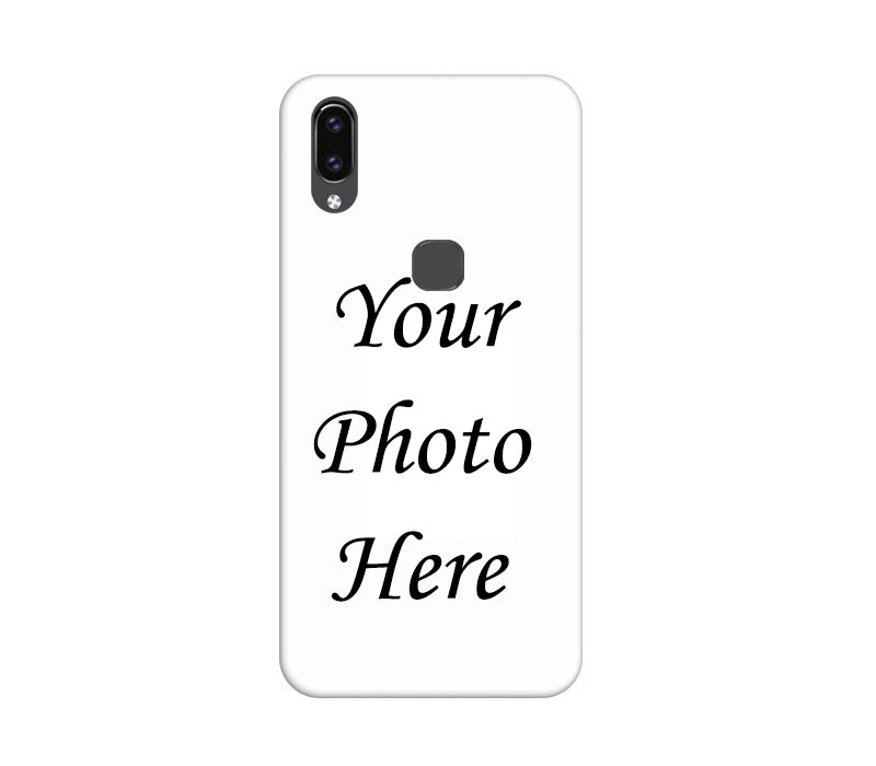 promo code e1ee0 395cc Vivo V9 / Y85 / V9 Youth Back Cover Personalised Printed Case