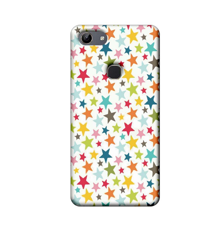 Vivo Y81 Mobile Cover Printed Designer Case Multi Stars