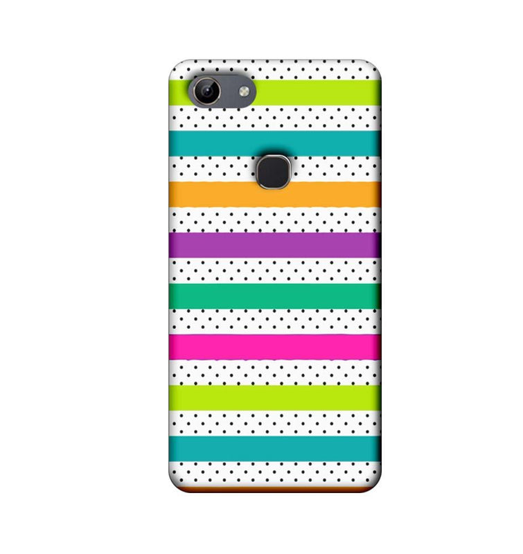 Vivo Y81 Mobile Cover Printed Designer Case Multi Stars 2.0