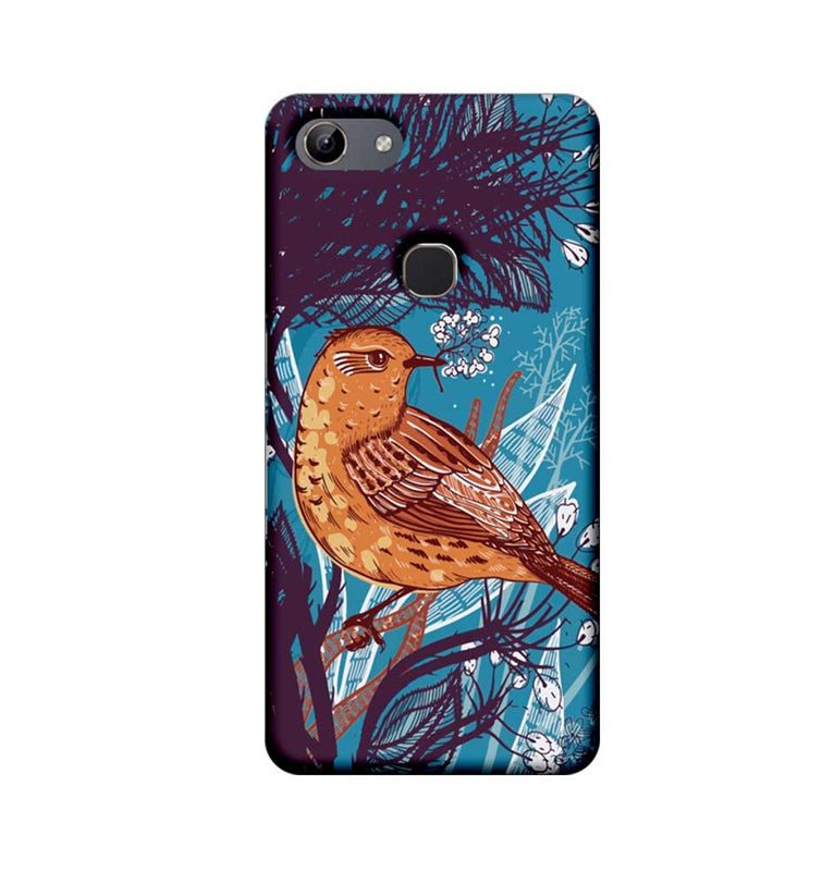 Vivo Y81 Mobile Cover Printed Designer Case Bird