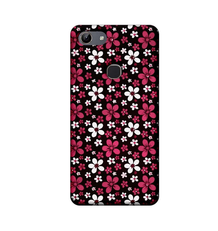 Vivo Y81 Mobile Cover Printed Designer Case Florals 2.0