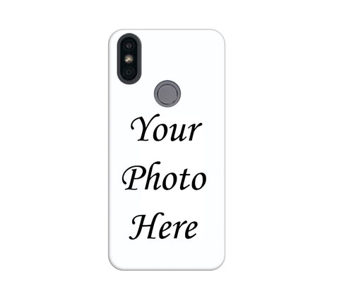 Xiaomi Mi Max 3 Back Cover Personalised Printed Case