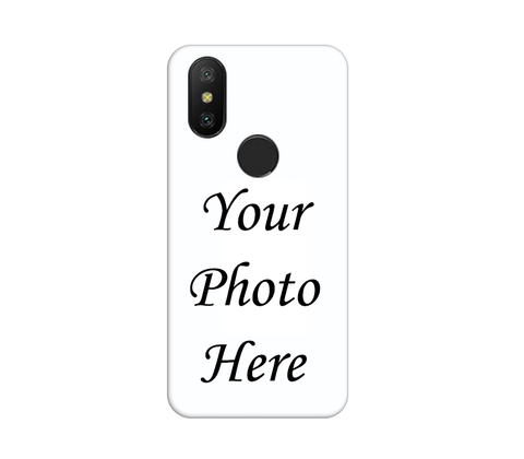 Xiaomi Redmi Note 6 Pro Back Cover Personalised Printed Case - www.crazywears.in
