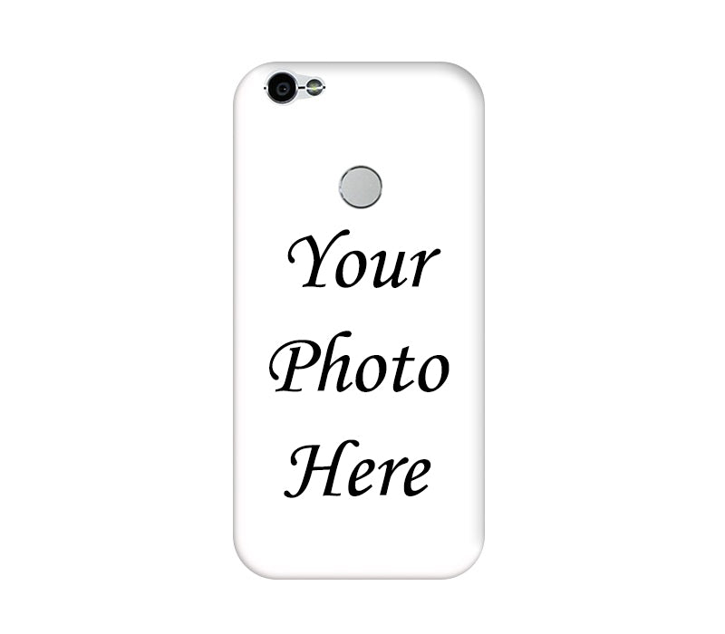 Xiaomi Redmi Y1 Lite Back Cover Personalised Printed Case - www.crazywears.in