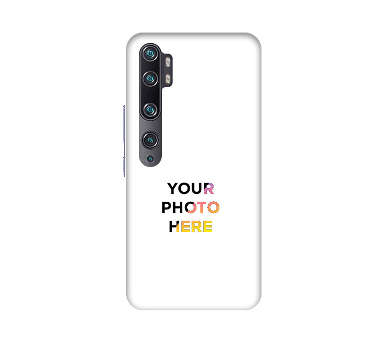 Xiaomi Mi Note 10 Pro Back Cover Personalised Printed Case