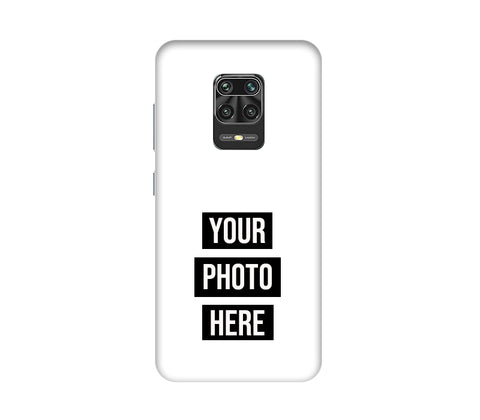 Xiaomi Redmi Note 9 Pro / Poco M2 Pro Back Cover Personalised Printed Case