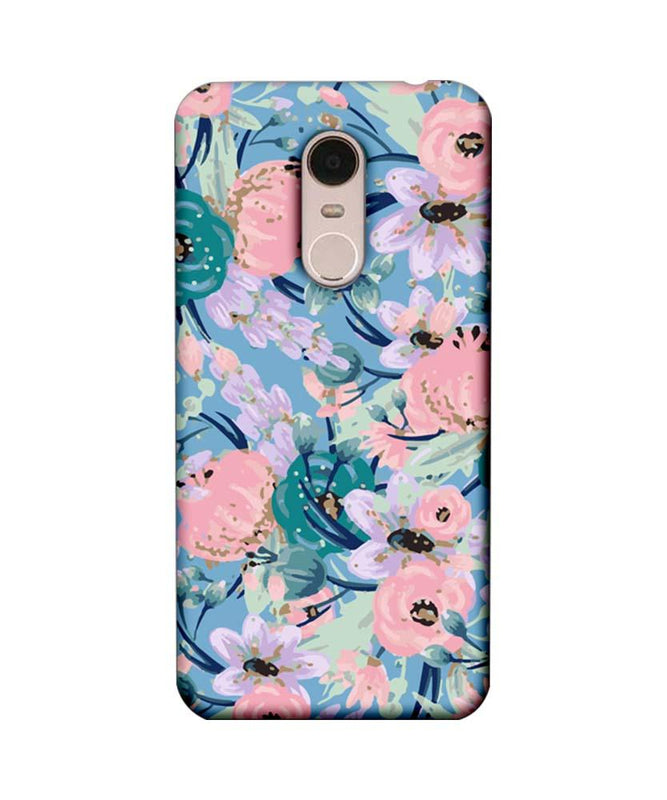Xiaomi Redmi Note 5 Mobile Cover Printed Designer Case Cherry Flower