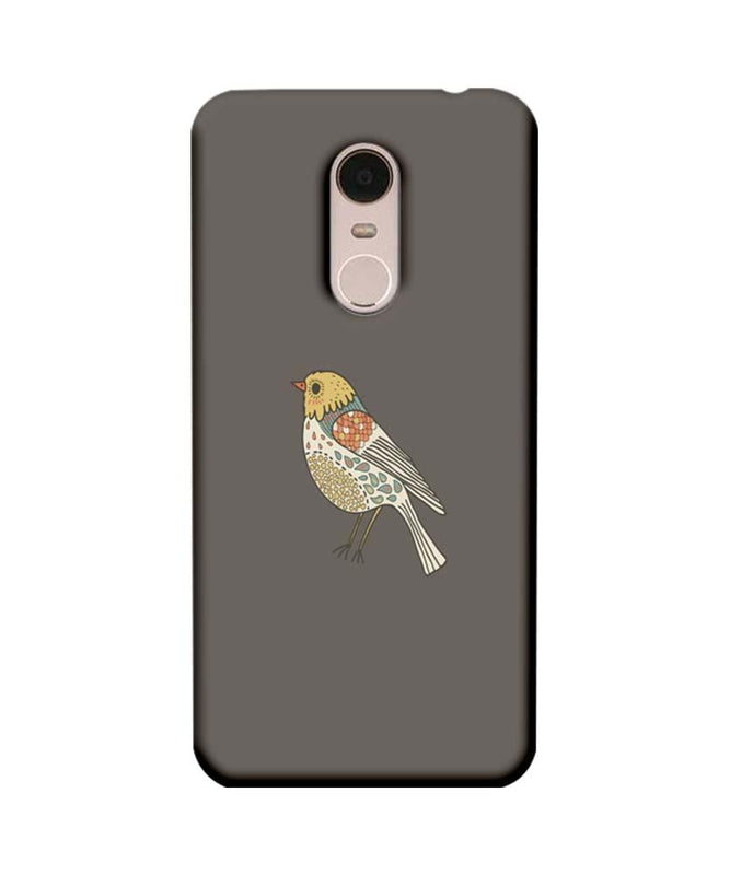 Xiaomi Redmi Note 5 Mobile Cover Printed Designer Case Bird Art