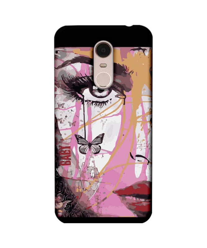 Xiaomi Redmi Note 5 Mobile Cover Printed Designer Case Baby Art