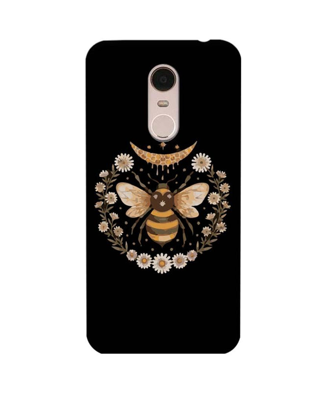 Xiaomi Redmi Note 5 Mobile Cover Printed Designer Case Honey Bee
