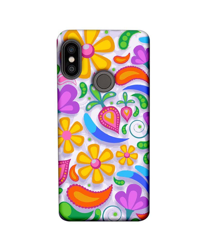Xiaomi Redmi Note 5 Pro Mobile Cover Printed Designer Case Art Pattern 2.0