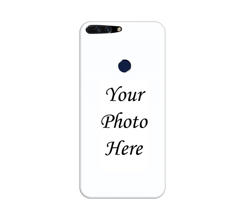 Huawei Honor 8 Pro Back Cover Personalised Printed Case