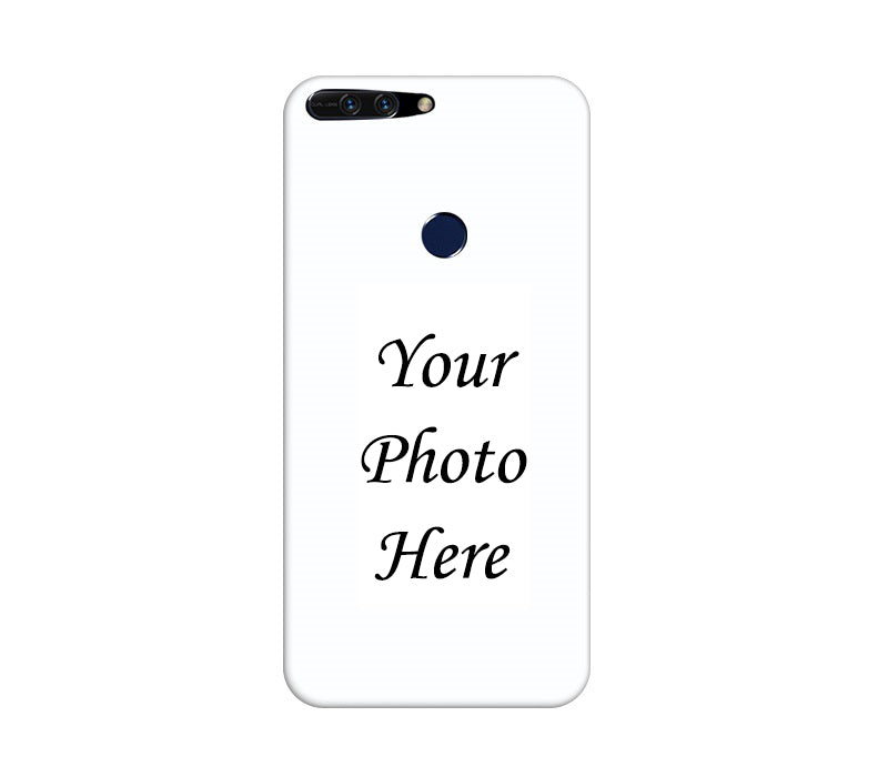 Huawei Honor 8 Back Cover Personalised Printed Case - www.crazywears.in