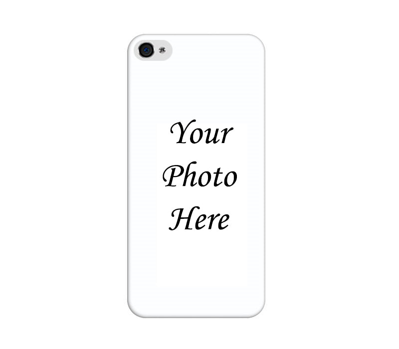 Apple iPhone 4 / 4s Back Cover Personalised Printed Case