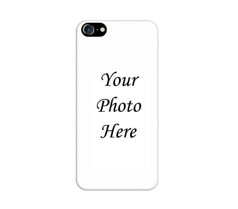 Apple iPhone 7 Back Cover Personalised Printed Case