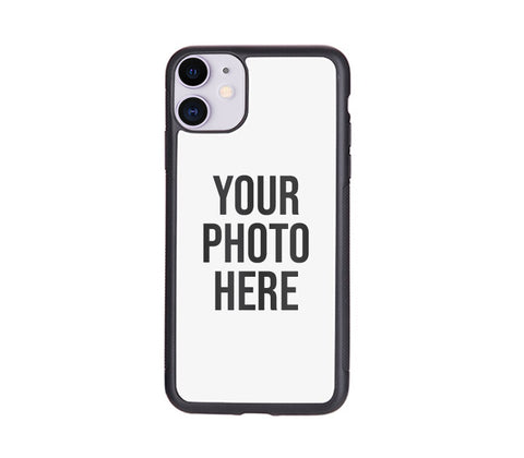 Apple iPhone 11 Back Cover Personalised Printed Glass Case