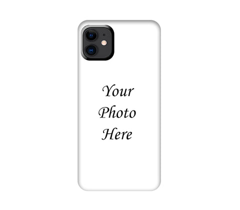 Apple iPhone 11 Back Cover Personalised Printed Case
