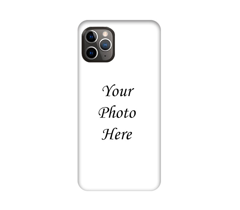 Apple iPhone 11 Pro Max Back Cover Personalised Printed Case