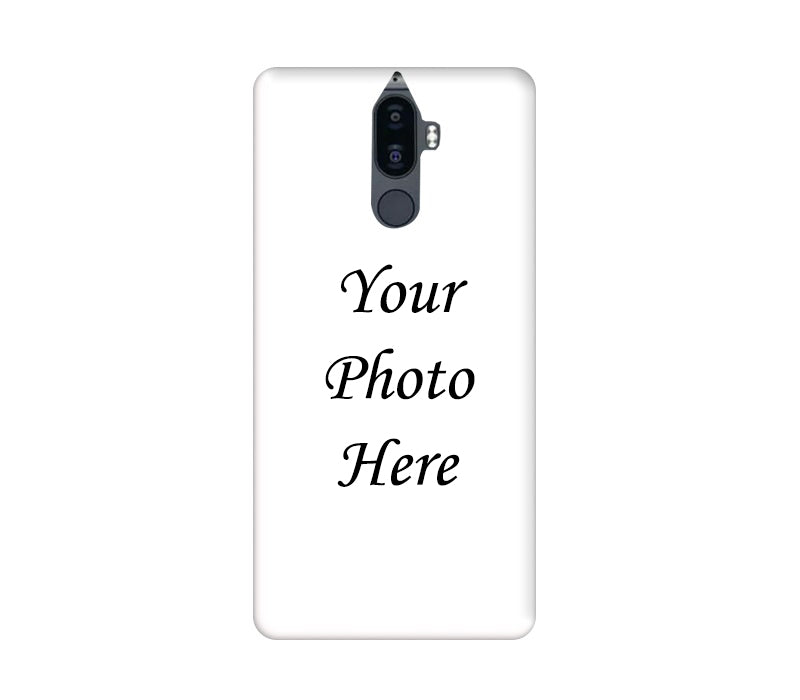 Lenovo K8 Note Back Cover Personalised Printed Case