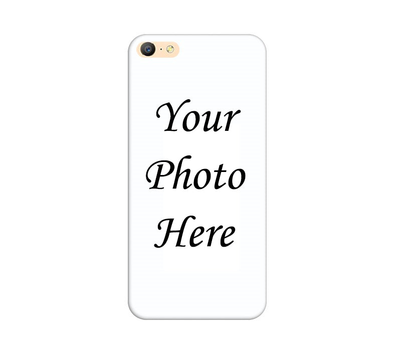 Oppo A57 / A39 Back Cover Personalised Printed Case