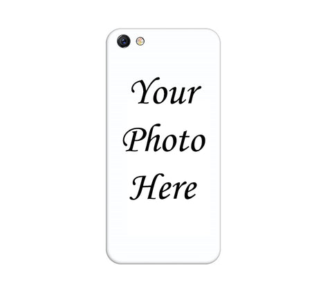Oppo F3 Back Cover Personalised Printed Case