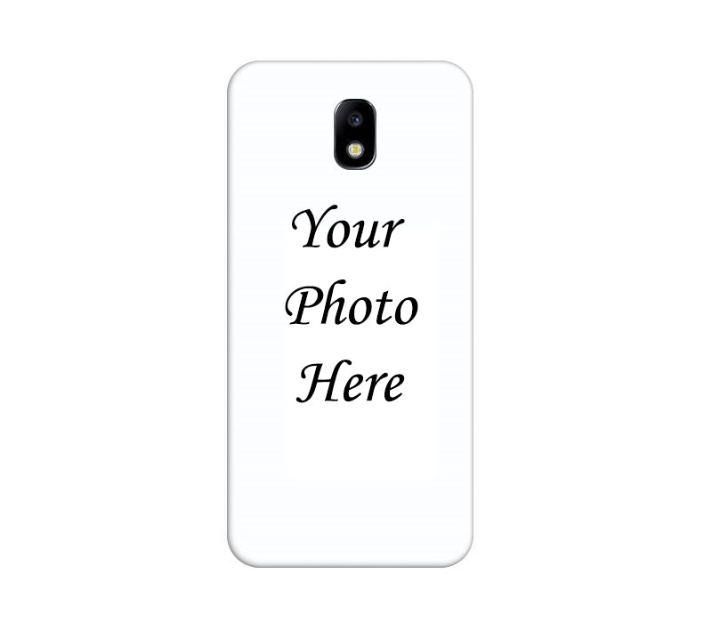 Samsung Galaxy J7 2017 / J7 Pro / J7 Plus Back Cover Personalised Printed Case - www.crazywears.in