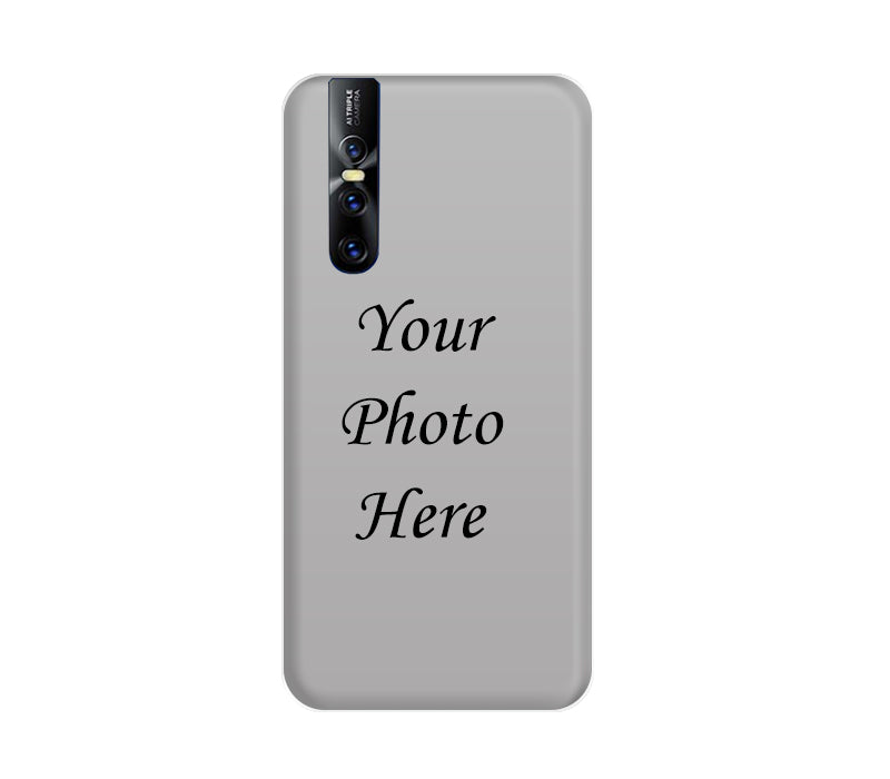 Vivo V15 Pro Back Cover Personalised Printed Case