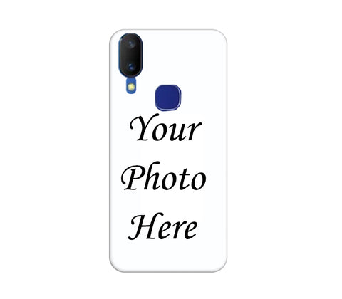 Vivo V11 Back Cover Personalised Printed Case