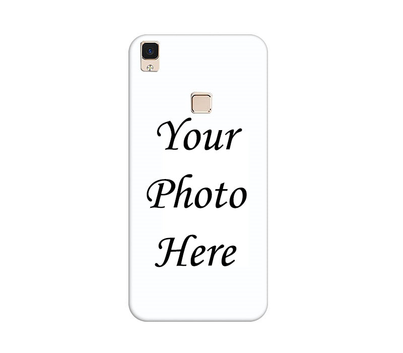 more photos bd239 0c41c Vivo V3 Back Cover Personalised Printed Case