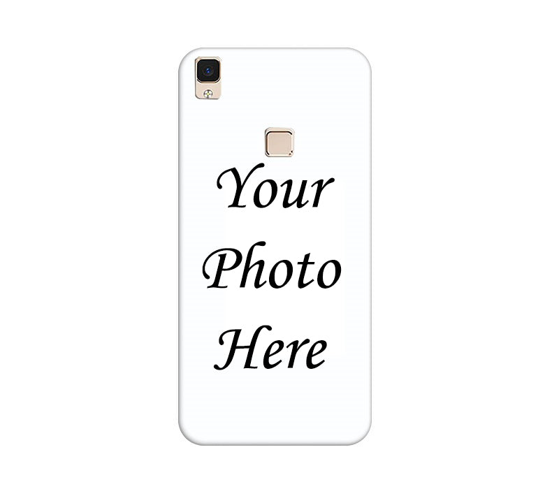 Vivo V3 Max Back Cover Personalised Printed Case