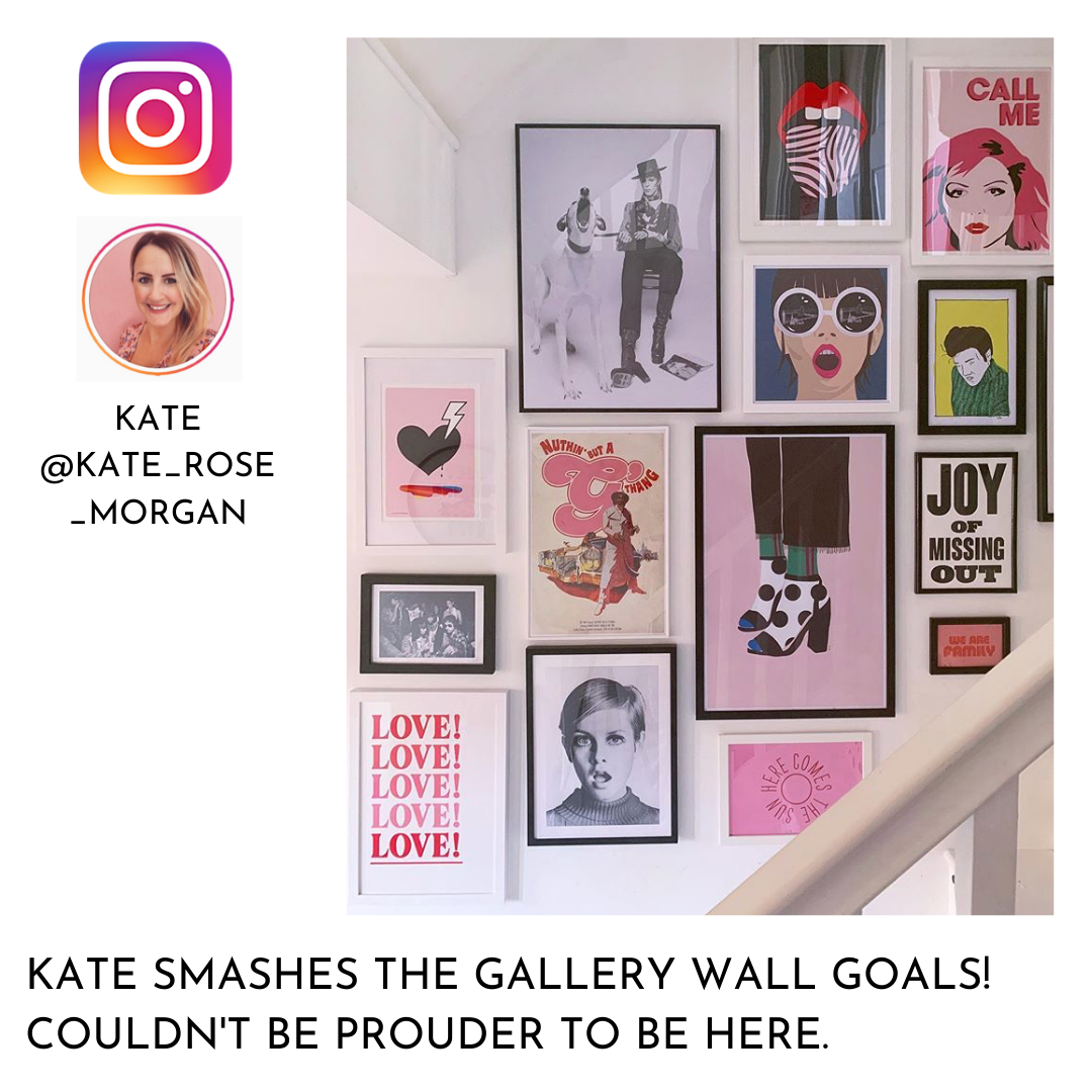 Kin & Castle featured by interiors influencer Kate Rose Morgan