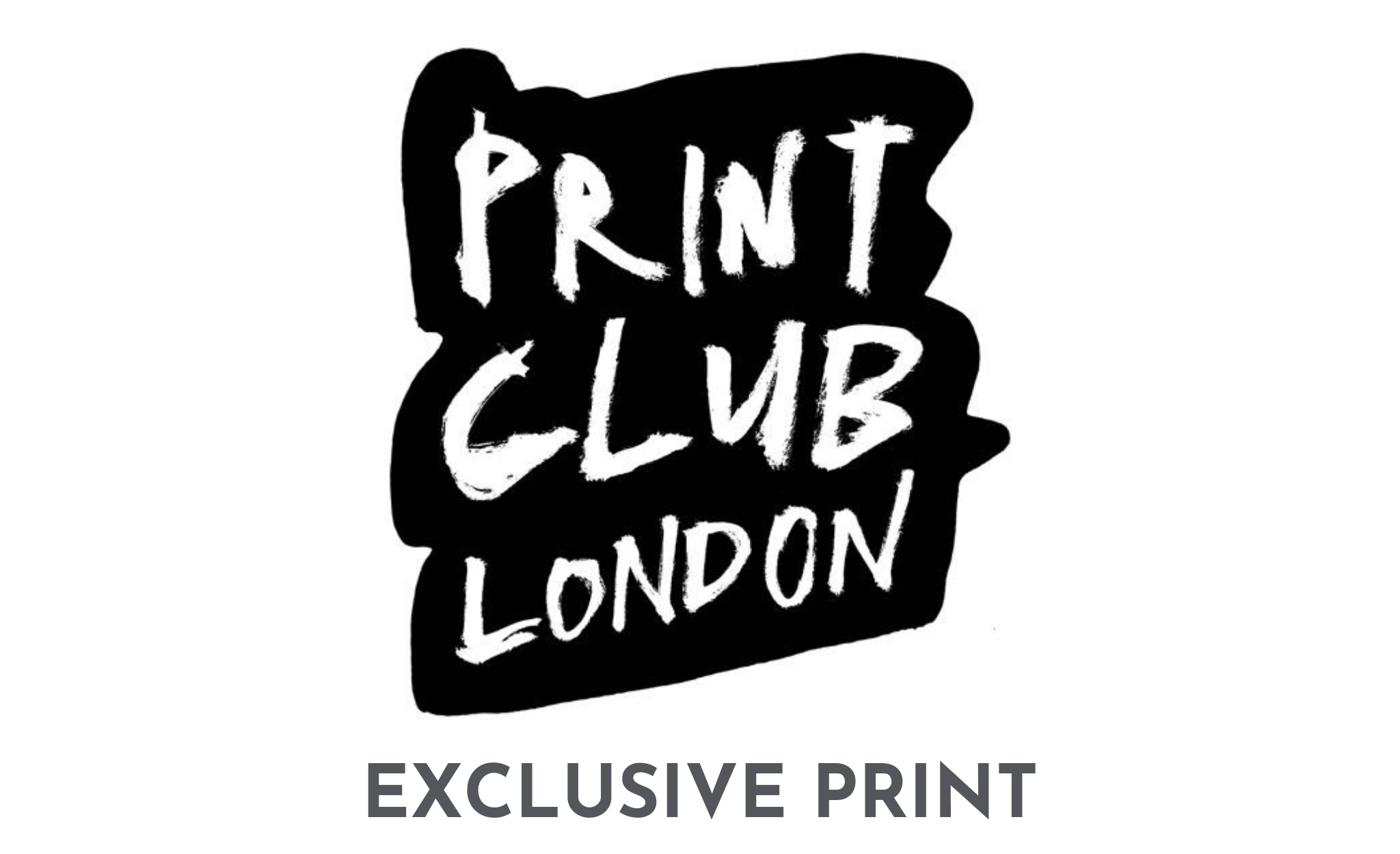 Kin and Castle exclusive Print Club London Art print YES!