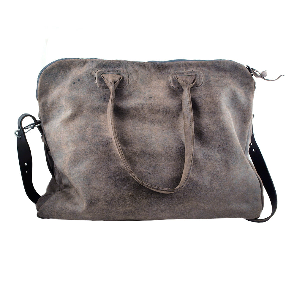 33eb60dd07db Delle Cose - Distressed Multi Purpose Bag - Shop Now! (Delle Cose Bags)