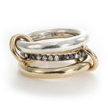 Libra Stacking Rings