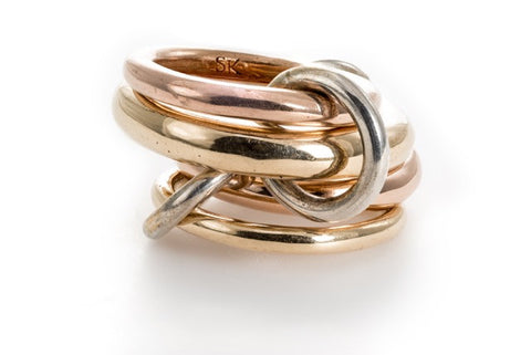 Lyra SP Stacking Rings