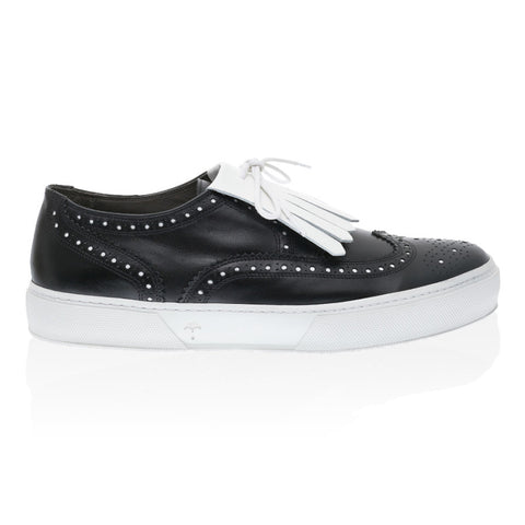 Tolka Leather Sneakers