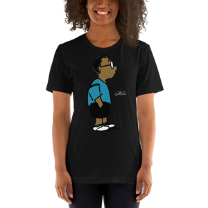 Cartoon Marcellus Suber Ladies'  T-Shirt